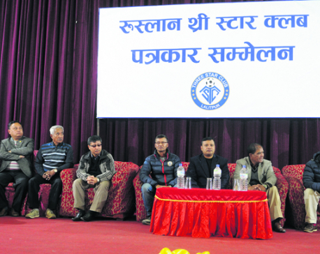 Three Star demands Rs 60 m compensation from ANFA