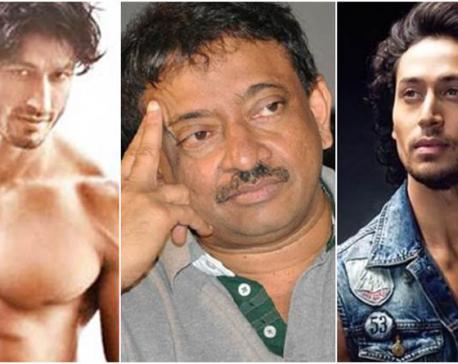 Ram Gopal Varma calls Tiger Shroff 'transgender'
