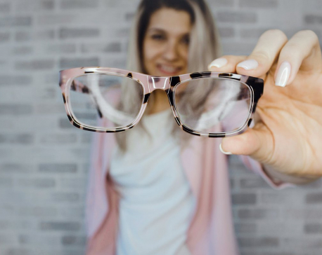 Tips and tricks for those who wear glasses
