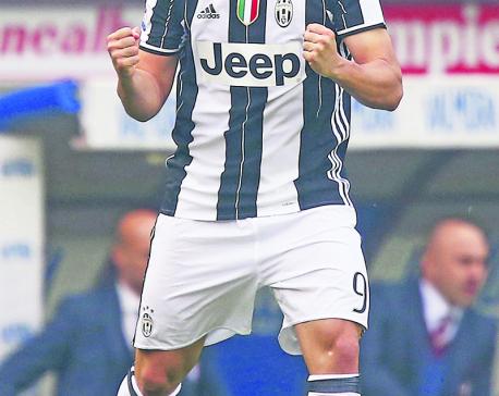 Higuain breaks Torino hearts