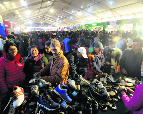 Shortage of trained hands hits footwear industry hard