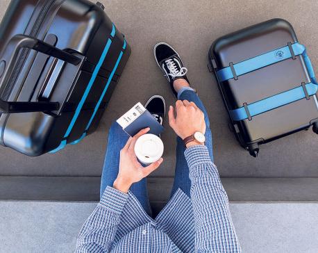 Travel checklist: The absolute essentials
