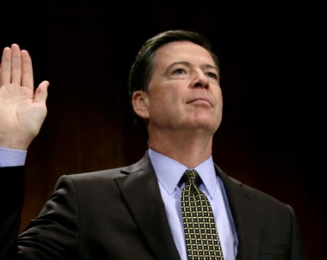 Trump fires FBI Director Comey, setting off U.S. political storm