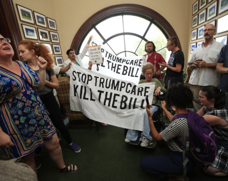 Health care bill collapse leaves divided GOP at crossroads