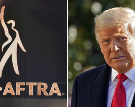 Trump, facing expulsion, resigns from Screen Actors Guild