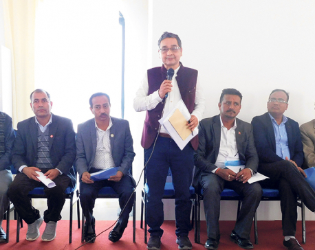 Entrepreneurs of Rupandehi warn of protests