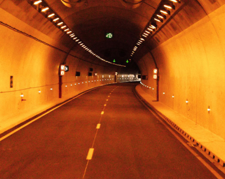 Govt to accept loan for Nagdhunga-Naubise tunnel