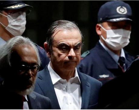 Turkey detains pilots over Ghosn's escape through Istanbul: NTV