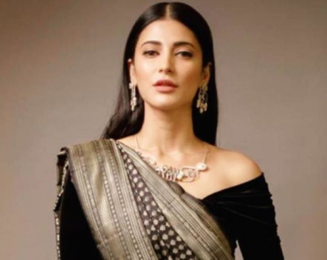 Patriarchal society always looks after men first, even on film sets, says Shruti Haasan