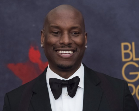 Inspired by George Floyd, singer Tyrese finds a new voice