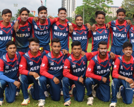 Nepal to take on Bhutan in ACC U-19 qualifying match tomorrow