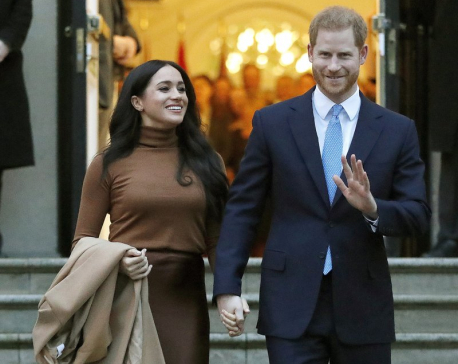 Meghan and Harry end their eventful 2020 with first podcast