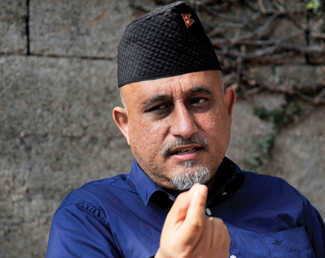 Bibeksheel Sajha leader Thapa's health still 'critical'