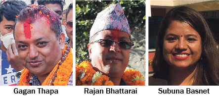 Undecided voters will decide outcome in Kathmandu-4