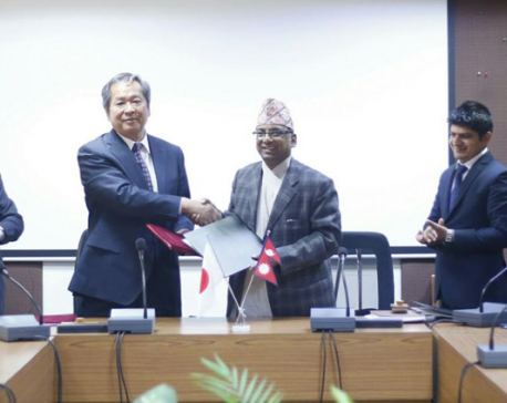 Japan to provide grant for improving water supply in Pokhara