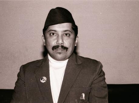 Remembering Sharad Chandra Shaha on Int'l Olympics Day