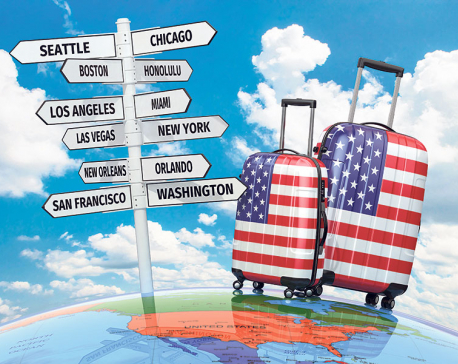 Nepalis rank 13th in US college enrollment: Report