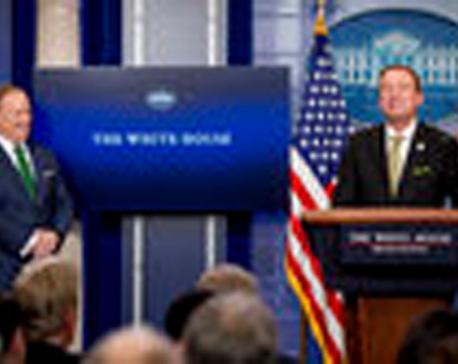 Trump's budget boosts military but cuts GOP, Dem favorites