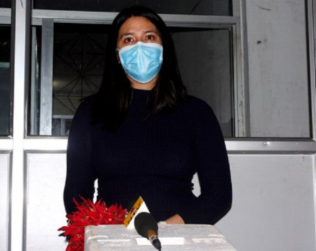 Nepal's second COVID-19 patient returns home after recovery