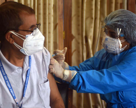 Doctors ask vaccinated people to follow health safety protocols as cases of fresh infections detected among them