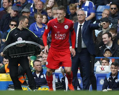 Ranieri heads 10 candidates for FIFA best coach award