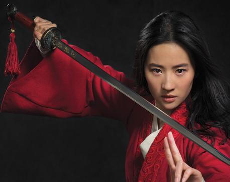 Coronavirus might halt release of Disney's 'Mulan' in China