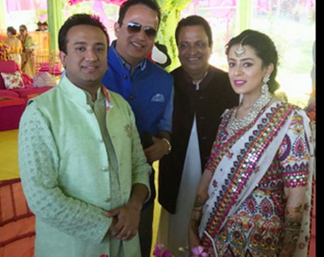 Billionaire Chaudhary's youngest son ties the knot amidst big, fat function in Rajasthan