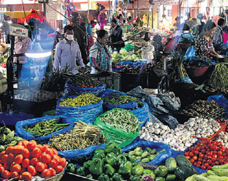 KMC assigns 11 places for the operation of  vegetable market