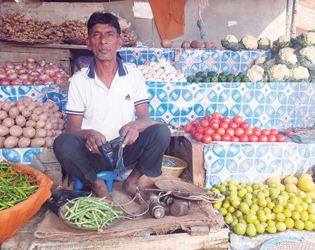 Vegetables prices skyrocket in Nepalgunj