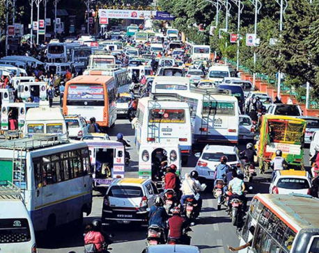 Govt waives fines for vehicles during the prohibitory period