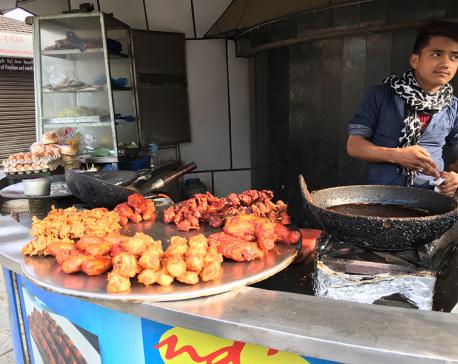 Quality Control Department monitors street food stalls