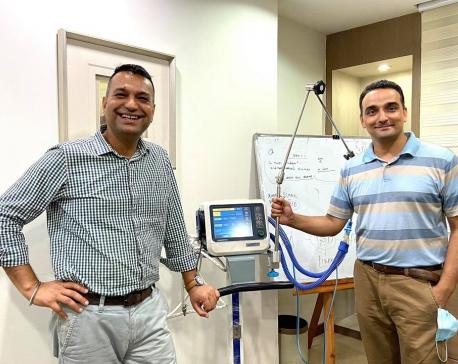 Getting 10,000 ventilators is a pipe dream