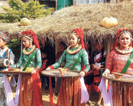 A reflection of village culture