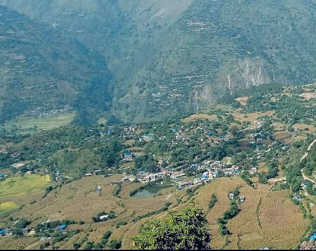 Village where teachers are produced