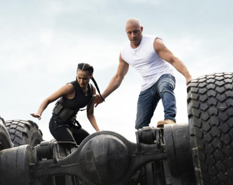 Vin Diesel says 'Fast and Furious' saga planning an ending