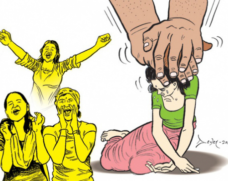 Single women in Rolpa facing domestic and social violence