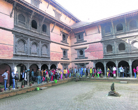 Visitors to Gorkha Museum On The Rise