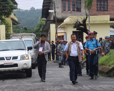 Counting halted in Dharan Sub-metropolis over alleged vote rigging