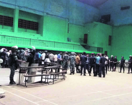 Vote counting put off in Bharatpur after Maoists tear ballot papers