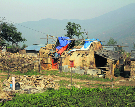 Quake victims keenly await elections
