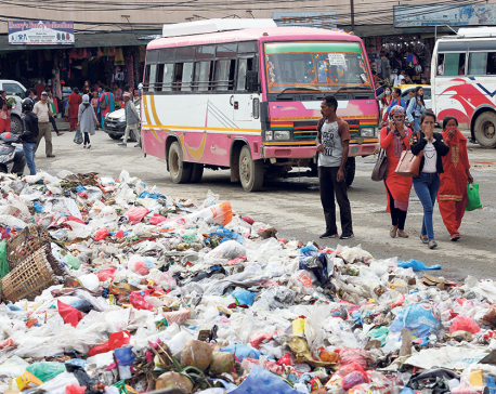 Waste management in the post-pandemic scenario