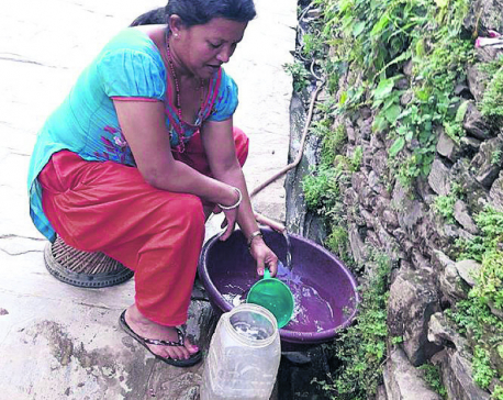 Water scarcity leaves Bandipur high and dry