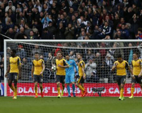 Chelsea march on, Arsenal's Wenger to soon reveal his future after loss
