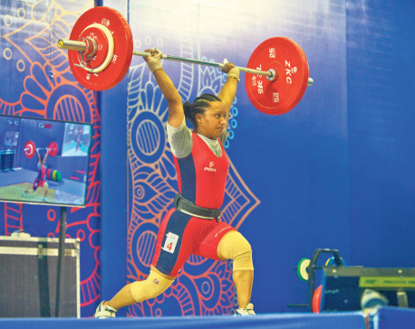 IWF, AWF to send Nepali weightlifters abroad for training