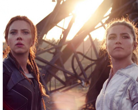 Black Widow screening rolls out the red carpet for London film fans