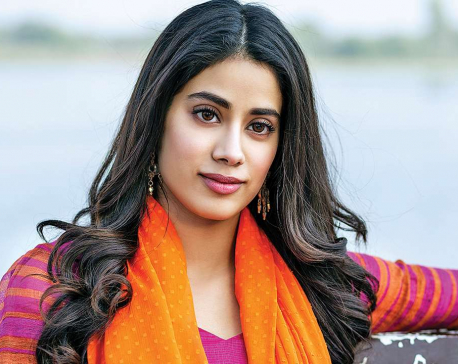 Janhvi Kapoor wants to do a film that focusses in mental health issue