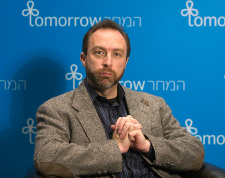 Wikipedia founder aims to 'fix the news' with crowdfunded website