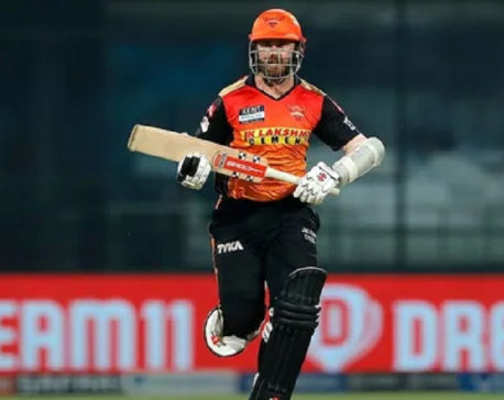 Williamson replaces Warner as Hyderabad captain in IPL
