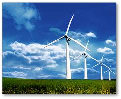 Government offices benefited by wind power in Nisdi