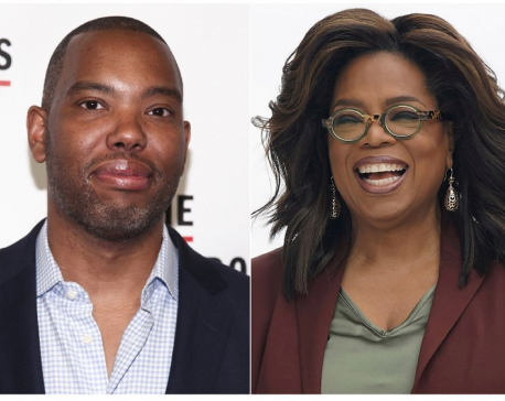 Winfrey picks Ta-Nehisi Coates novel for her book club